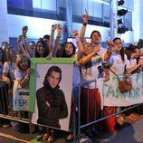 El público espera a Pepe Flores tras proclamarse ganador de 'Gran Hermano 12+1'