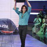 Pepe Flores levanta el maletín de ganador de 'Gran Hermano 12+1'