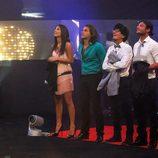María, Pepe, Dani y Alessandro, finalistas de 'Gran Hermano 12+1'