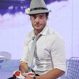 Alessandro Livi en la final de 'Gran Hermano 12+1'