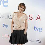Sonia Castelo posa en la premier de 'Isabel' y '14 de abril. La República'