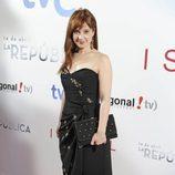 Ana Villa en el estreno en el cine Capitol de 'Isabel' y '14 de abril. La República'