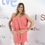 Lucía Jiménez en la premier de 'Isabel' y la segunda temporada de '14 de abril. La República'