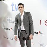 Sergio Mur en la premier de 'Isabel' y la segunda temporada de '14 de abril. La República'