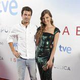 Michelle Jenner y Rodolfo Sancho en el estreno de 'Isabel' y '14 de abril. La República'