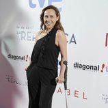 Ana Otero en el estreno de 'Isabel' y '14 de abril. La República' en el Cine Capitol