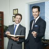 Breckin Meyer y Mark-Paul Gosselaar protagonizan 'Franklin & Bash'