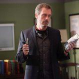 """El doctor House en el capítulo """"Tamaño natural"""""""