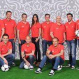 """""""El 11 titular"""" para la Eurocopa 2012"""