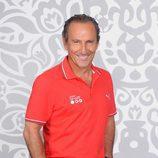 """Jose Antonio Martín """"Petón"""" es uno de los comentaristas de la Eurocopa 2012"""