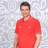 Manolo Lama es el presentador de la Eurocopa 2012
