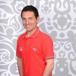 David Ibánez es uno de los narradores de la Eurocopa 2012