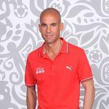 Ramón Fuentes es uno de los narradores de la Eurocopa 2012