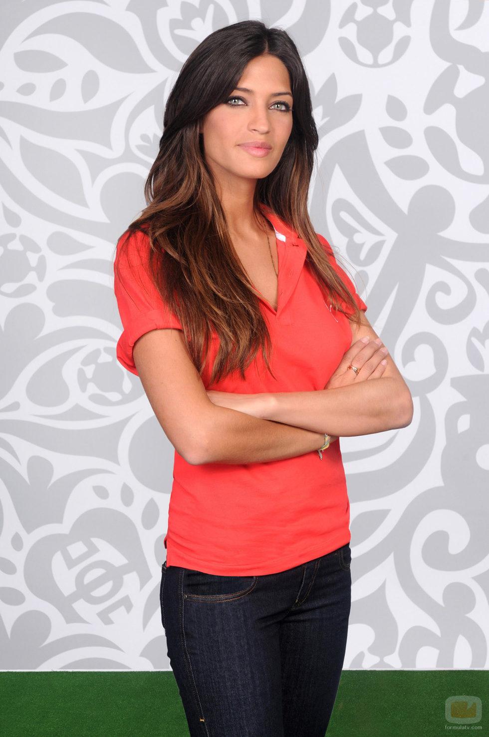 Sara Carbonero es reportera en la Eurocopa 2012