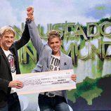 David Seco, ganador de la octava edición de 'El conquistador del fin del mundo'