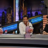 Pablo Motos y Justin Bieber con Trancas y Barrancas
