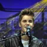 Justin Bieber en 'El hormiguero'