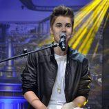 Justin Bieber presenta su disco en 'El hormiguero'