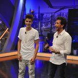 Pablo Motos y Justin Bieber juntos de nuevo