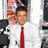 Roberto Arce en 'Noticias Cuatro'