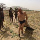 Elio y Juan Carlos de 'Perdidos en la tribu'