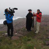 Mario Picazo, presentador de 'Climas extremos'