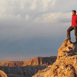 Mario Picazo en el Valle de la Luna, Desierto de Atacama