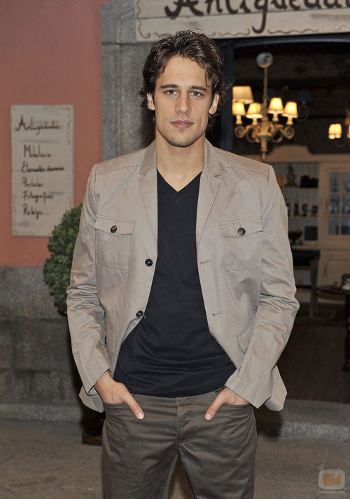 Martín Rivas es Pablo Escudero en 'El Don de Alba'
