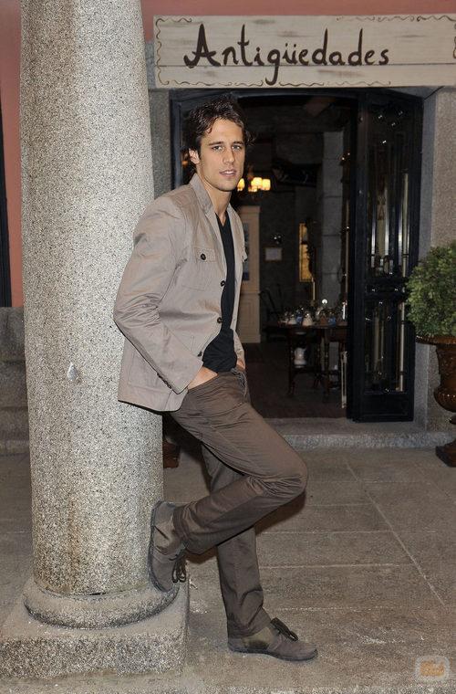 Martín Rivas interpreta al marido de Alba en 'El Don de Alba'