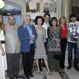 Los actores de 'Stamos okupa2' presentan la serie