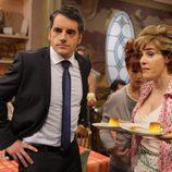 Xisco Segura y Anabel Alonso comparten una escena