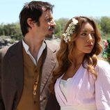 Escena del capítulo de la boda de 'El secreto de Puente Viejo'