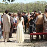 Doña Francisca irrumpe en la boda