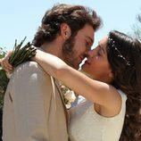 Tristán y Pepa son marido y mujer en 'El secreto de Puente Viejo'