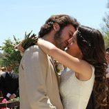 Álex Gadea y Megan Montaner se casan en la ficción