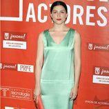 Bárbara Lennie en la alfombra roja de los Premios de la Unión de Actores