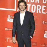 Daniel Grao en la alfombra roja de los Premios de la Unión de Actores 2012