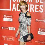 Elisa Matilla en los Premios de la Unión de Actores 2012