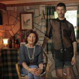 Pedro y su madre Mary en '¿Quién quiere casarse con mi hijo?'