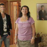 Isidoro y su madre Dolores de '¿Quién quiere casarse con mi hijo?'