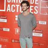 Guillermo Barrientos en los Premios de la Unión de Actores 2012