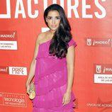 Inma Cuesta en los Premios de la Unión de Actores 2012