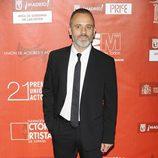 Javier Gutiérrez en los Premios de la Unión de Actores 2012