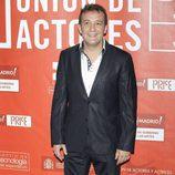 José Luis García Pérez en los Premios de la Unión de Actores 2012