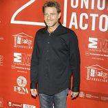 Juanjo Artero en los Premios de la Unión de Actores 2012