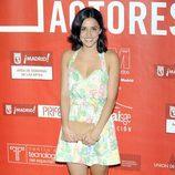 Macarena García posa sonriente en los Premios de la Unión de Actores 2012