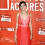 Michelle Jenner en los Premios de la Unión de Actores 2012