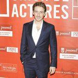 Víctor Clavijo en los Premios de la Unión de Actores 2012