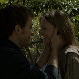 Joel y Leire juntos en el capítulo final de 'Luna, el misterio de Calenda'