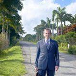 Ben Miller es Richard Poole en 'Crimen en el paraíso'